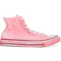Converse Painted Effect High Top Sneakers - Mantovani - Farfetch.com