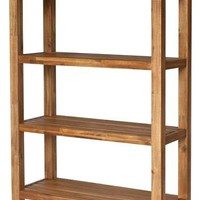 Tiburon Book Shelf , Amber