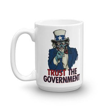 Uncle Same They Live Mug