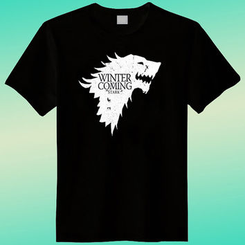 Game of Thrones Sword Black Unisex Shirt , Funny Shirt, Joke Shirt, Ladies Shirt, T shirt Mens, T shirt Girls, Screenprint, Clothing T Shirt