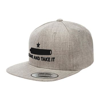 Gonzalez Come and Take It Snapback Hat