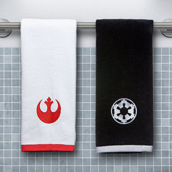 Star Wars Hand Towel Set - Imperial & Rebel