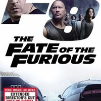 F8 : The Fate Of The Furious (DVD)