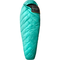 Mountain Hardwear Heratio Sleeping Bag: Women's 32 Degree Down Atlantis,