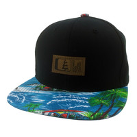 Woody Surf Print Hat