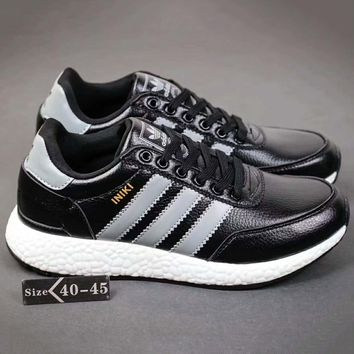 ADIDAS  Iniki Boost Women Running Sport Casual Shoes Sneakers