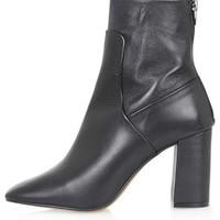 MAJESTY Ankle Boots - Black