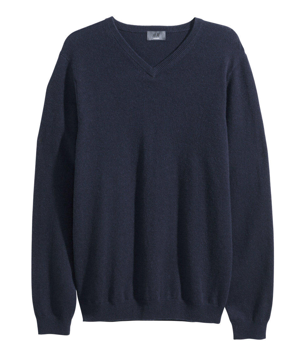 d1685bbdd0ab H M - Cashmere Sweater from H M