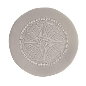 GG Collection 8.5'' Salad Plate, Stone, Set of 4