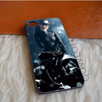 Anne Hathaway As Catwoman iPhone 4 | 4S Case