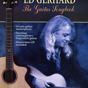 CREYCY2 Ed Gerhard: The Guitar Songbook (Acoustic Masterclass)