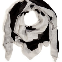 By Malene Birger - Wool Bangiola Scarf in Black