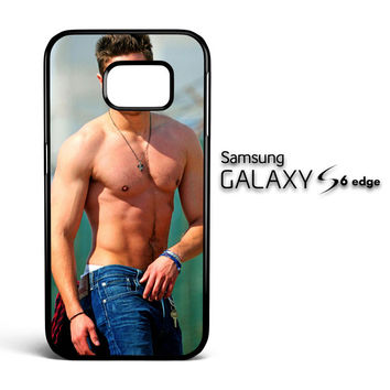 Zac Efron Y0594 Samsung Galaxy S6 Edge Case