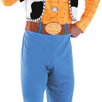 Disney Toy Story - Woody Deluxe Adult Costume | XX-Large (50-52)