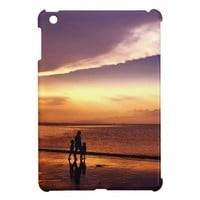 sunset 2 iPad mini cover