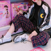 SAILOR MOON BASEBALL JACKET