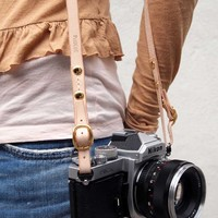 Personalized Camera Neck Strap with Adjustable Length by harlex