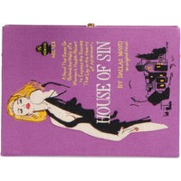 Olympia Le-Tan House of Sin Book Clutch | Nordstrom