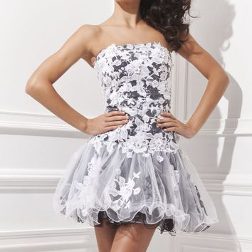 Tony Bowls Shorts TS21470 Dress