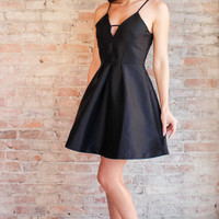 Nicolette Dress - Black