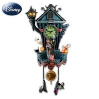 Cuckoo Clock: The Nightmare Before Christmas Cuckoo Clock