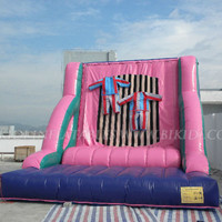 Adult Inflatable Velcro Wall for commercial use B6006 - Product Picture From Biki Industrial Co., Ltd. (Xiamen)
