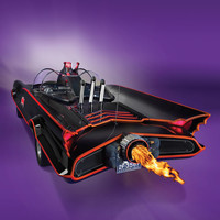 The Authentic 1966 Batmobile