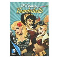 DC Comics Bombshells Playing Cards