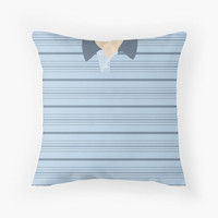 'Dear Evan Hansen' Throw Pillow by Rhys Downie