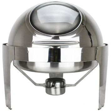 Heavy Duty Stainless Steel Round Chafing Dish