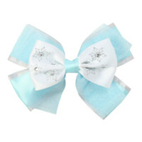 Disney Frozen Elsa Cosplay Bow