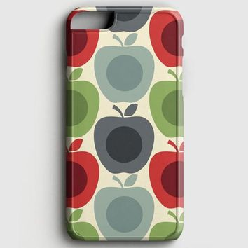 Orla Kiely Apples And Pears iPhone 6 Plus/6S Plus Case