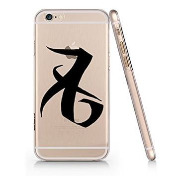 Shadowhunter Runes Love Clear Transparent Plastic Phone Case Phone Cover for Iphone 6 6s_ SUPERTRAMPshop (iphone 6)