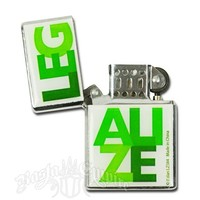 Legalize Refillable Lighter @ RastaEmpire.com
