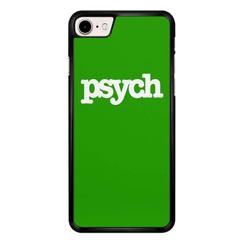 Psych iPhone 7 Case