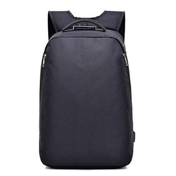 "Cool Backpack school MAGIC UNION Brand Cool Urban Backpack Men Minimalist Fashion Women Backpack 17"" Laptop Backpack School bag for girls boys AT_52_3"