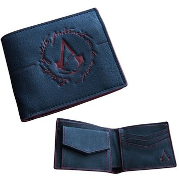 Assassin's Creed ® Unity ™ - Blue Bifold Wallet