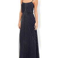 Monsoon | Linnea Maxi Dress | Navy | 2