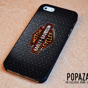 Harley davidson motorcycle iPhone 5 | 5S Case Cover