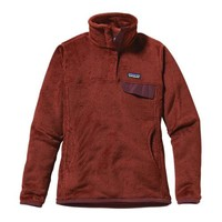 Patagonia Re-Tool Snap T Fleece - Rusted Iron