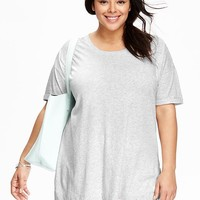 Old Navy Womens Plus Tunic Tees