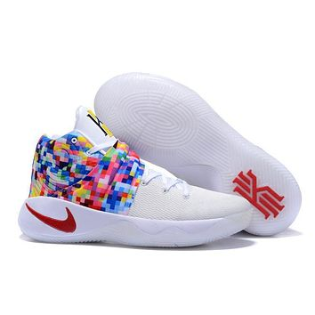Nike Kyrie Irving 2 Rainbow Sport Shoes Us7 12 | Best Deal Online