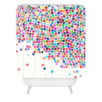 Garima Dhawan Dance 1 Shower Curtain