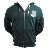 Gruff Sparty Zip Hood Forest - Forest