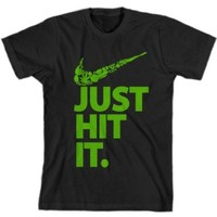 Shirt Kraise Mens Just Hit It T-shirt