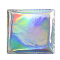 HOLOGRAPHIC BIFOLD WALLET
