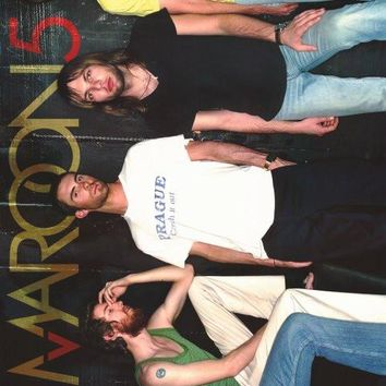 Maroon 5 11x17 Music Poster (2004)