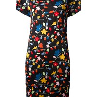 Love Moschino Floral Print Dress