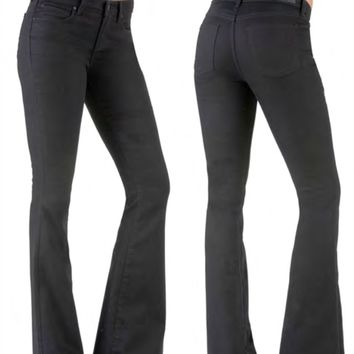 Articles Of Society : Black Stone Boot Cut Jean