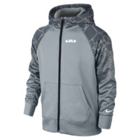 Nike LeBron PF Hero Full-Zip Boys' Basketball Hoodie